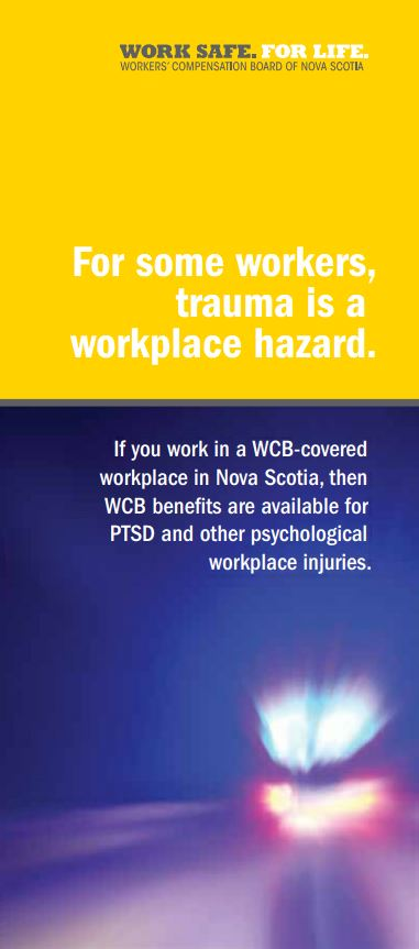 Workers' Compensation Board of Nova Scotia > About Us > Publications