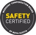 WCB Safety Certified Logo